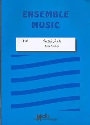 Sleigh Ride - Leroy Anderson - Partition - laflutedepan.com