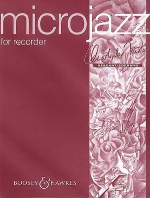 Christopher Norton - Microjazz for Recorder - Partition - di-arezzo.fr