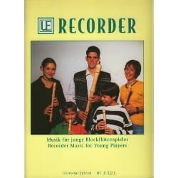 Viktor Fortin - Recorder Musik für junge Blosckflötenspieler - Partition - di-arezzo.fr