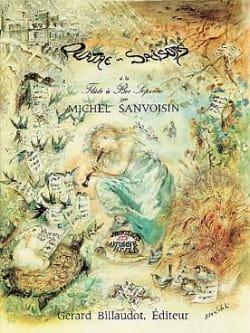 Michel Sanvoisin - Quatre saisons - Eté - Flûte à bec soprano - Partition - di-arezzo.fr