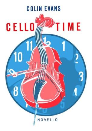 Colin Evans - Cello Time - Partition - di-arezzo.fr