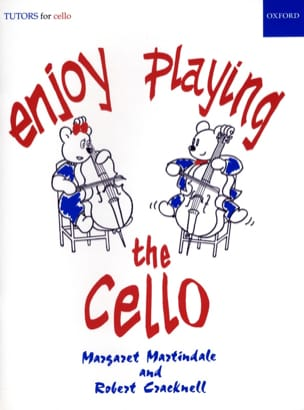 Martindale Margaret / Cracknell Robert - Enjoy playing the Cello - Sheet Music - di-arezzo.com