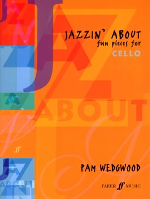 Jazzin' About - Cello James Wedgwood Partition laflutedepan
