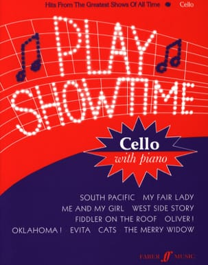 Legg Pat / Gout Alan - Play Showtime - Sheet Music - di-arezzo.co.uk