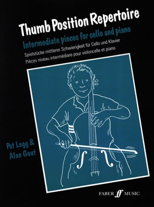 Legg Pat / Gout Alan - Thumb position repertoire - Sheet Music - di-arezzo.com