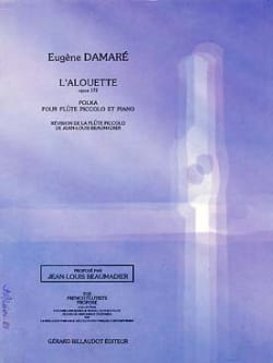 Eugène Damare - The lark op. 172 - Sheet Music - di-arezzo.com