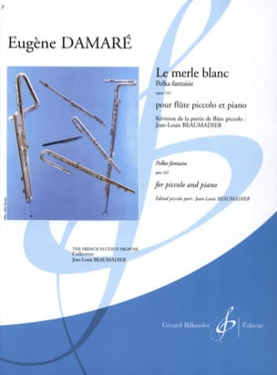 Eugène Damaré - The Whitebird Op. 161 - Sheet Music - di-arezzo.com