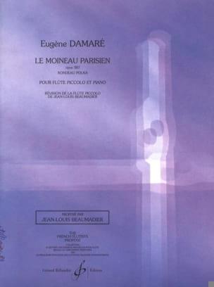 Le moineau parisien op. 387 Eugène Damare Partition laflutedepan