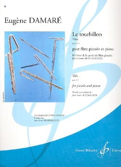 Eugène Damaré - The Tourbillon op. 212 - Sheet Music - di-arezzo.com