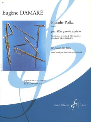 Piccolo-Polka op. 157 Eugène Damaré Partition laflutedepan