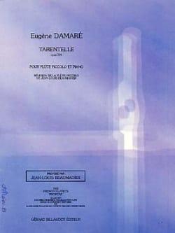 Eugène Damaré - Tarantella op. 391 - Sheet Music - di-arezzo.com