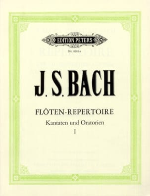 BACH - Flöten-Repertoire - Bd. 1 - Partition - di-arezzo.co.uk