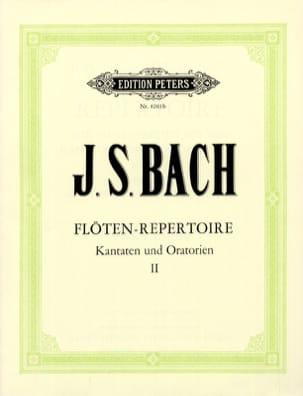 BACH - Flöten-Repertoire – Bd. 2 - Partition - di-arezzo.fr