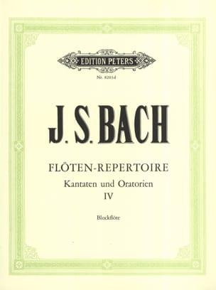 BACH - Flöten-Repertoire – Bd. 4 - Partition - di-arezzo.fr