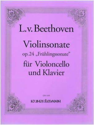 Sonate op. 24 (Frühlingssonate) - laflutedepan.com