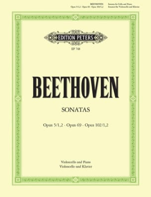 BEETHOVEN - Sonaten - Sheet Music - di-arezzo.co.uk
