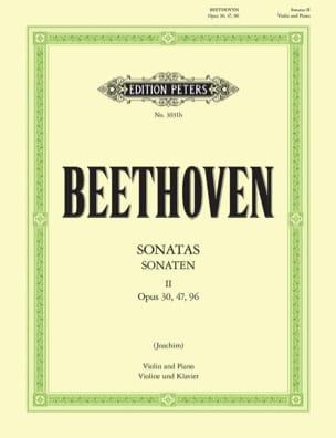 Sonaten für Violine und Klavier, Bd. 2 - BEETHOVEN - laflutedepan.com