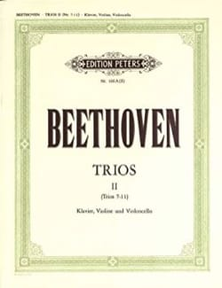 Klaviertrios – Bd. 2 (Nr. 7-11) –Stimmen - laflutedepan.com