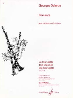 Georges Delerue - Romance - Sheet Music - di-arezzo.co.uk