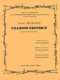 Michel Delgiudice - Exotic song - Sheet Music - di-arezzo.com