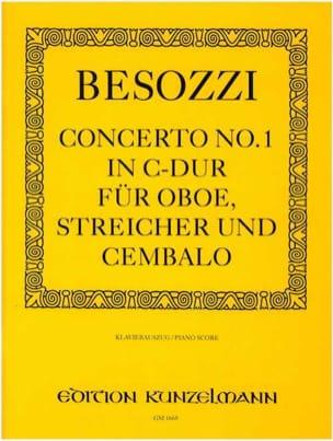 Concerto Nr. 1 In C-Dur – Oboe Klavier - laflutedepan.com