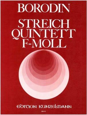 Streichquintett f-moll -Stimmen - laflutedepan.com
