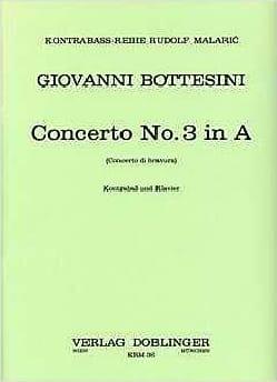 Concerto n° 3 A-Dur Concerto di bravura laflutedepan