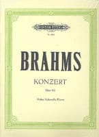 BRAHMS - Doppelkonzert op. 102 - Violine Cello Klavier - Partition - di-arezzo.co.uk