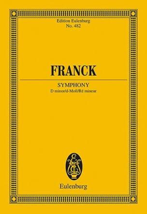 César Franck - Sinfonie D-Moll (Ré Min.) - Conducteur - Partition - di-arezzo.fr