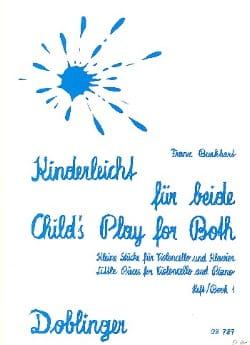 Kinderleicht für beide - Heft 1 - Franz Burkhart - laflutedepan.com