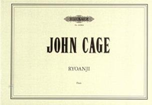John Cage - Ryoanji for Flute - Partition - di-arezzo.fr
