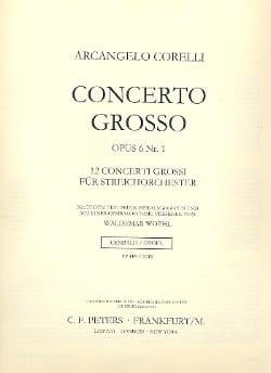 CORELLI - Concerto Grosso op. 6 n ° 1 - Score - Sheet Music - di-arezzo.co.uk