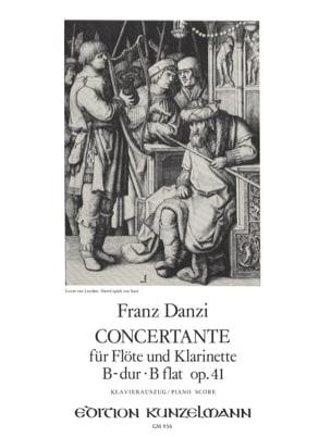 Symphonie Concertante B-Dur op. 41 –Flöte Klarinette Klavier - laflutedepan.com