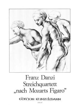 Streichquartett nach Mozarts Figaro -Stimmen - laflutedepan.com