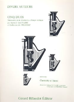 - Five Duos - Sheet Music - di-arezzo.com