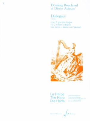 - Dialogues, 8 Pieces - Sheet Music - di-arezzo.com