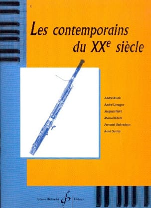 The contemporaries of the 20th century - Bassoon - Sheet Music - di-arezzo.com