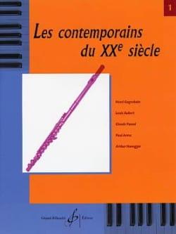 - Les Contemporains du 20° Siècle Volume 1 – Flûte - Partition - di-arezzo.fr