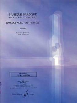 Musique Baroque Pour la Flûte Traversière Volume 2 - laflutedepan.com