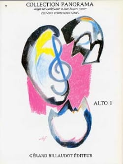 - Panorama Alto Volume 1 - Sheet Music - di-arezzo.com
