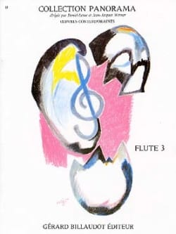 Panorama flûte - Volume 3 – Flûte piano - laflutedepan.com