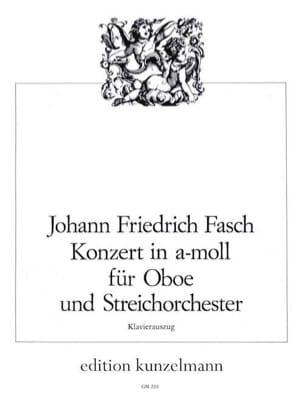 Konzert a-moll - Oboe Klavier - laflutedepan.com