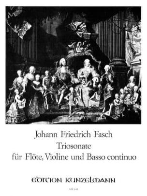 Triosonate –Flöte Violine und Bc - laflutedepan.com