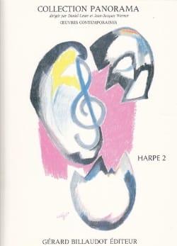 Panorama Harpe - Volume 2 Partition Harpe - laflutedepan