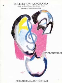 - Cello Panorama Volume 1 - Sheet Music - di-arezzo.com