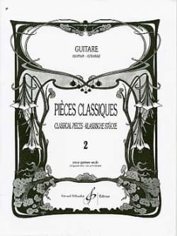 Louis Lautrec - Volume 2 Classic Pieces - Guitar - Sheet Music - di-arezzo.co.uk