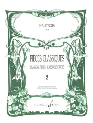 - Classic Volume 2 Pieces - Oboe - Sheet Music - di-arezzo.co.uk