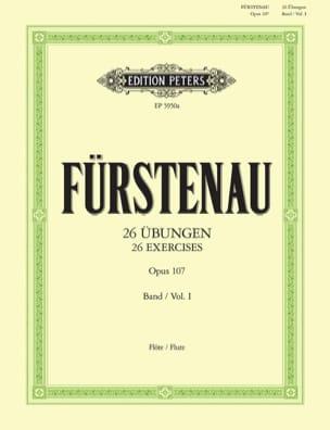 Anton Bernhard Fürstenau - 26 Übungen op. 107 - Bd. 1 - Sheet Music - di-arezzo.com