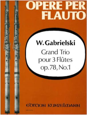 Grand Trio op. 78 n° 1 – 3 Flöten - laflutedepan.com