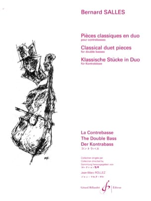 Bernard Salles - Classic pieces in duo - Sheet Music - di-arezzo.co.uk